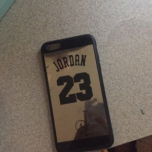 Accessories - Jordan phone case
